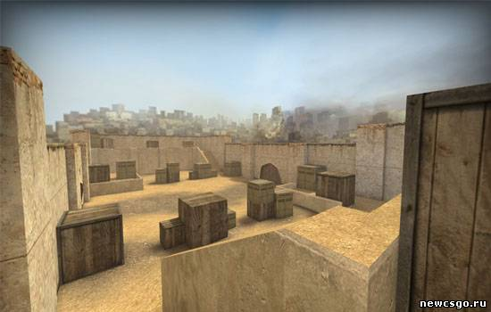 Training AIM map для CS:GO