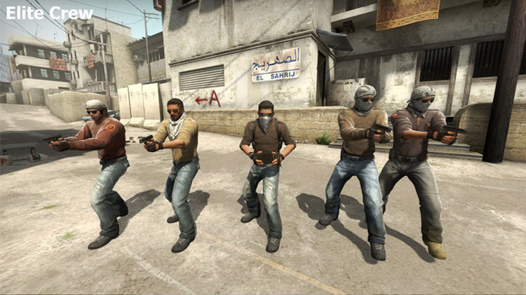 Elite Crew CS:GO