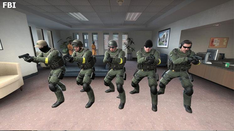 FBI CS:GO