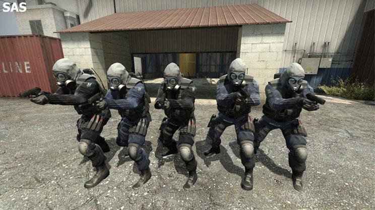 SAS CS:GO