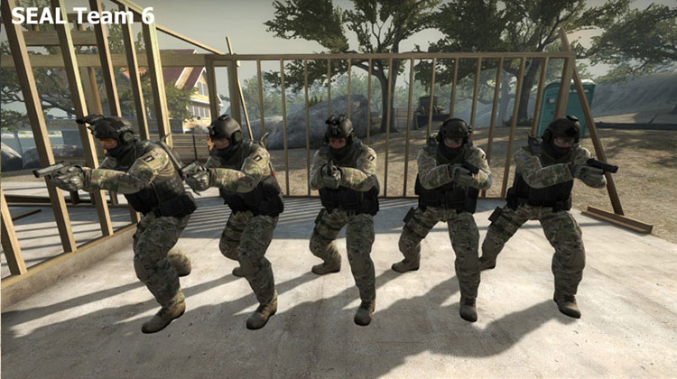 SEAL Team 6 CS:GO