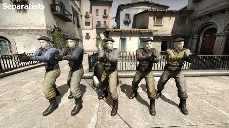 Separatists CS:GO